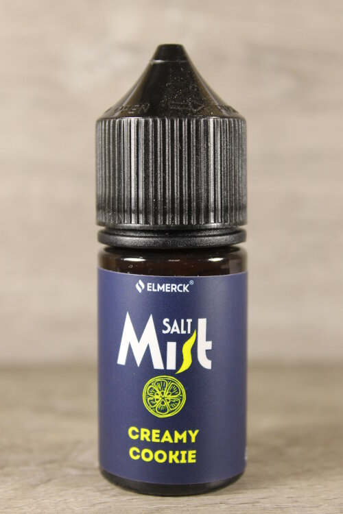 Mist Salt Creamy Cookie 30мл