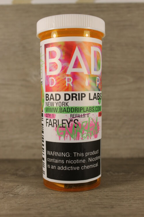 Bad Drip Farle's Gnarly Sauce 60мл 3мг