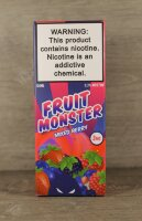 Fruit Monster Mixed Berry 100мл 3мг